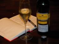 Meslier base wine