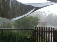 Rain when you least want it
